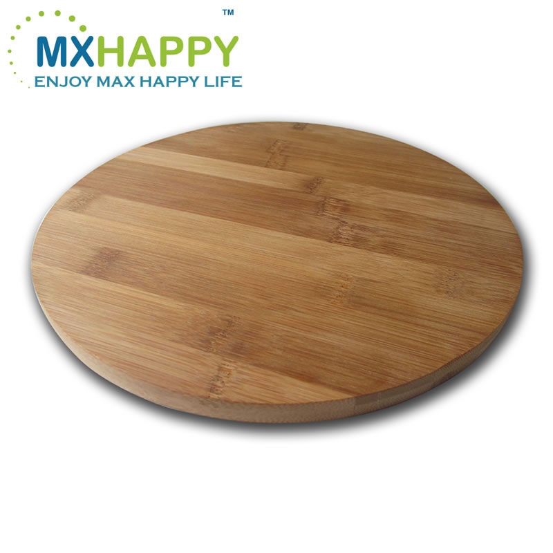 View:Round Bamboo Board