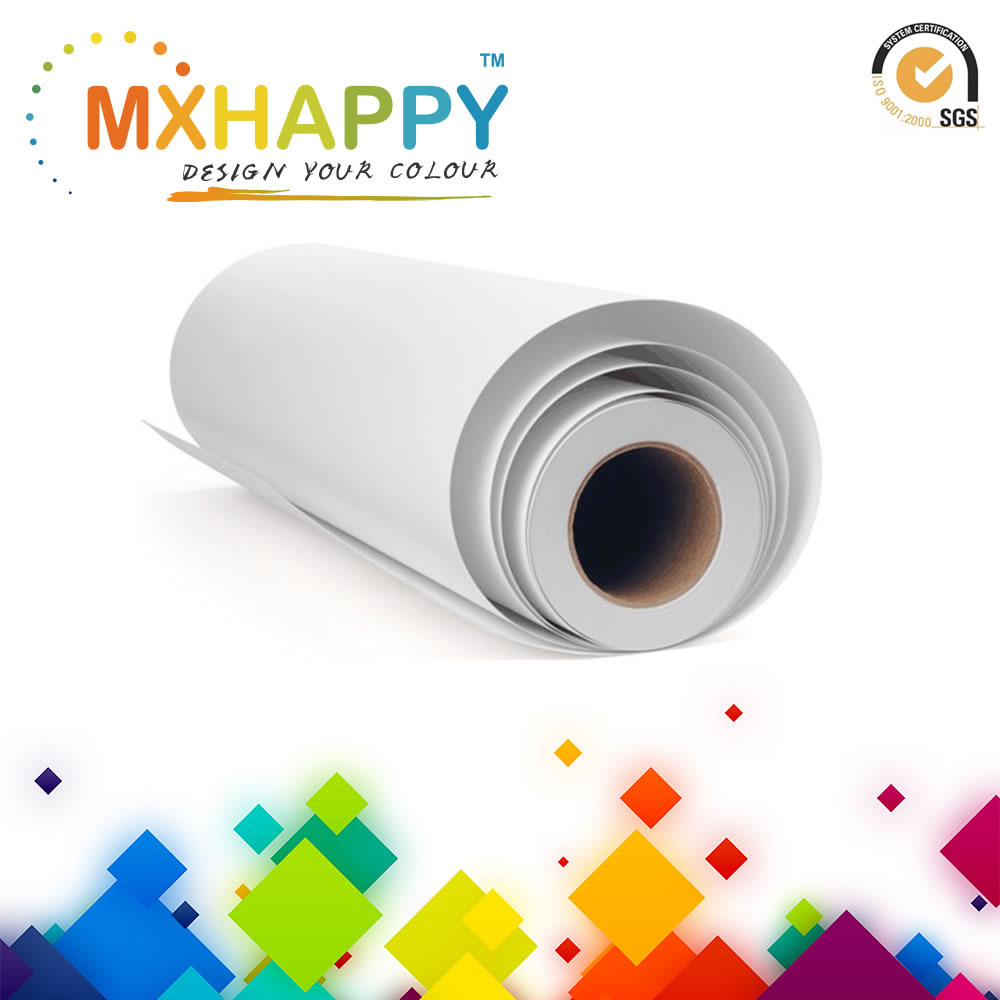 View:sublimation paper sticky or non